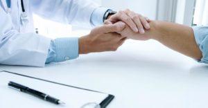 Estabelecer uma conexão com o paciente